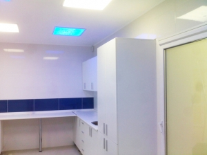 Заказчик: медицинский центр продукт: KUBO, ULTRA, индивидуальная мебель